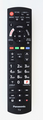 Original Panasonic N2QAYB000830 APPS HOME Remote Control